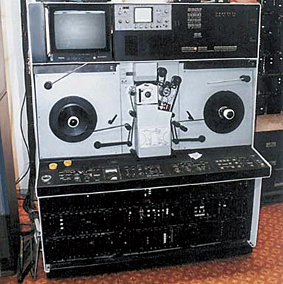 Видеомагнитофон «Кадр-1» производился в 1963—1968 годах на Новосибирском заводе точного машиностроения. Всего было выпущено 160 таких аппаратов.