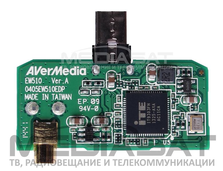 AVerTV Mobile 510 PCB1