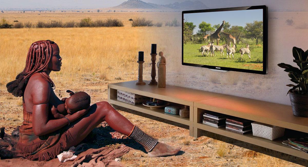 Цифровое ТВ Африка