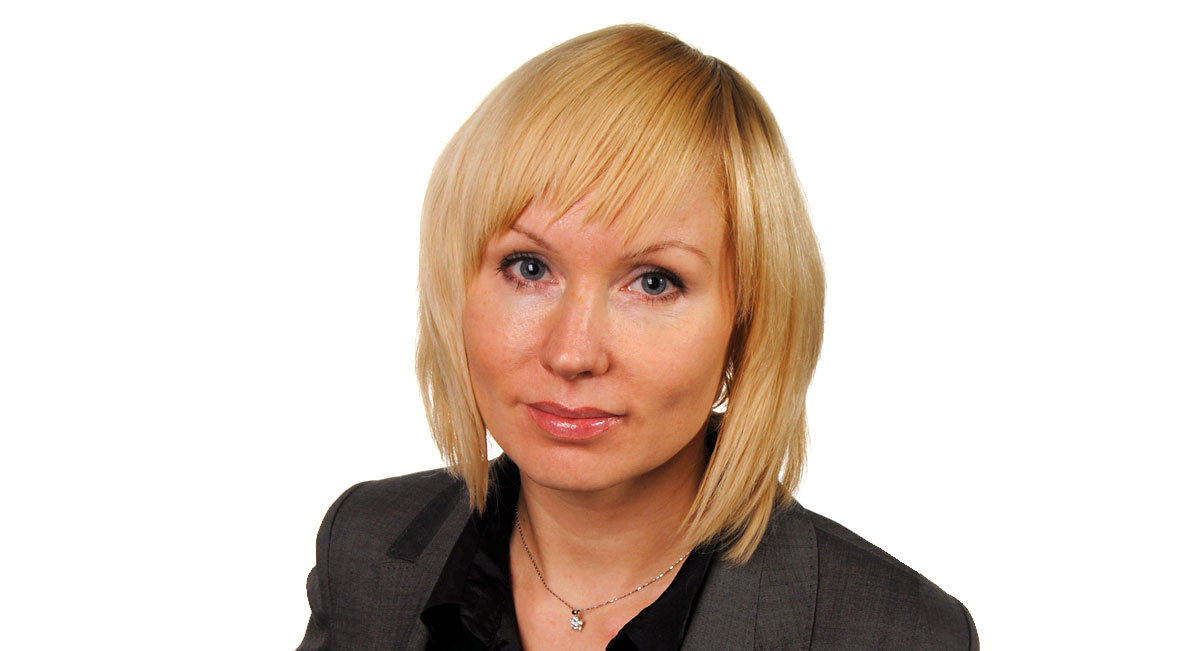 Лариса Макаровская