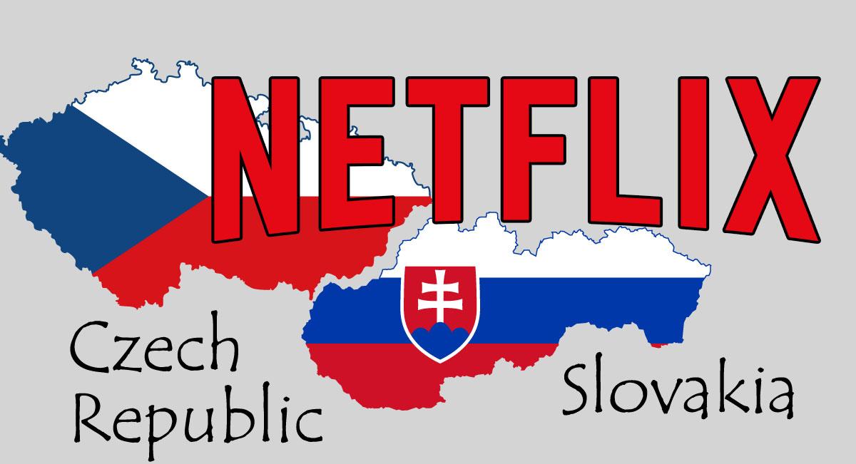 Netflix Словакия Чехия