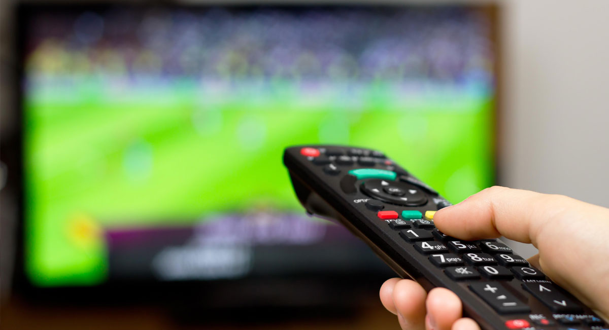 Pay TV Remot