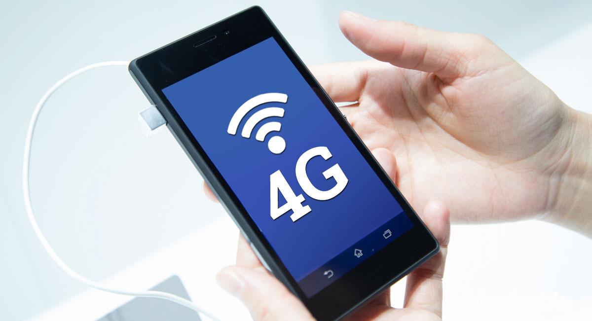 Телеком-гигантам удалось достичь в сети 4G рекордной