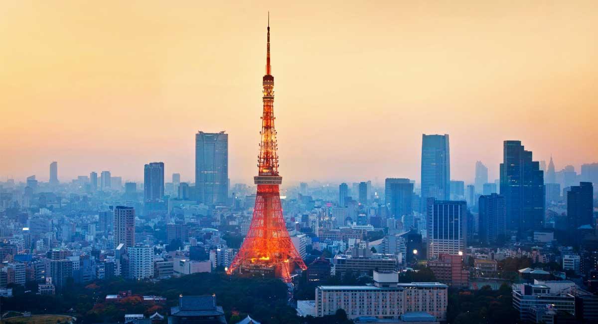 Телевизионные башни Токио
