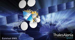 Спутник Eutelsat 8 West B