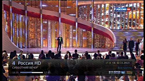 Просмотр канала «Россия HD»