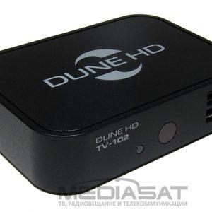 Dune HD TV-102 T2 (слева)