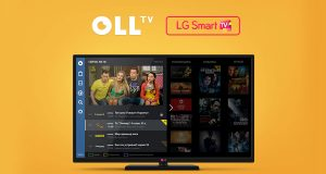 LG Smart TV OLL.TV