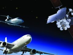 satellite internet aircraft