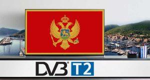 Черногория DVB-T2