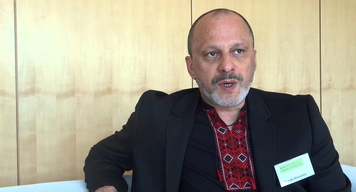 ВКиеве создадут телеканал, который начнет вещание натерриторию Крыма
