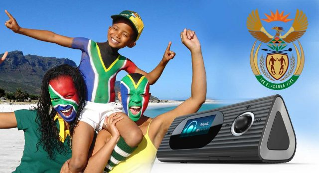 SA digital radio / Цифровое радио в ЮАР