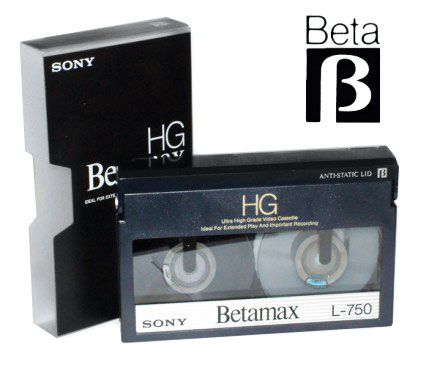 Кассета Betamax