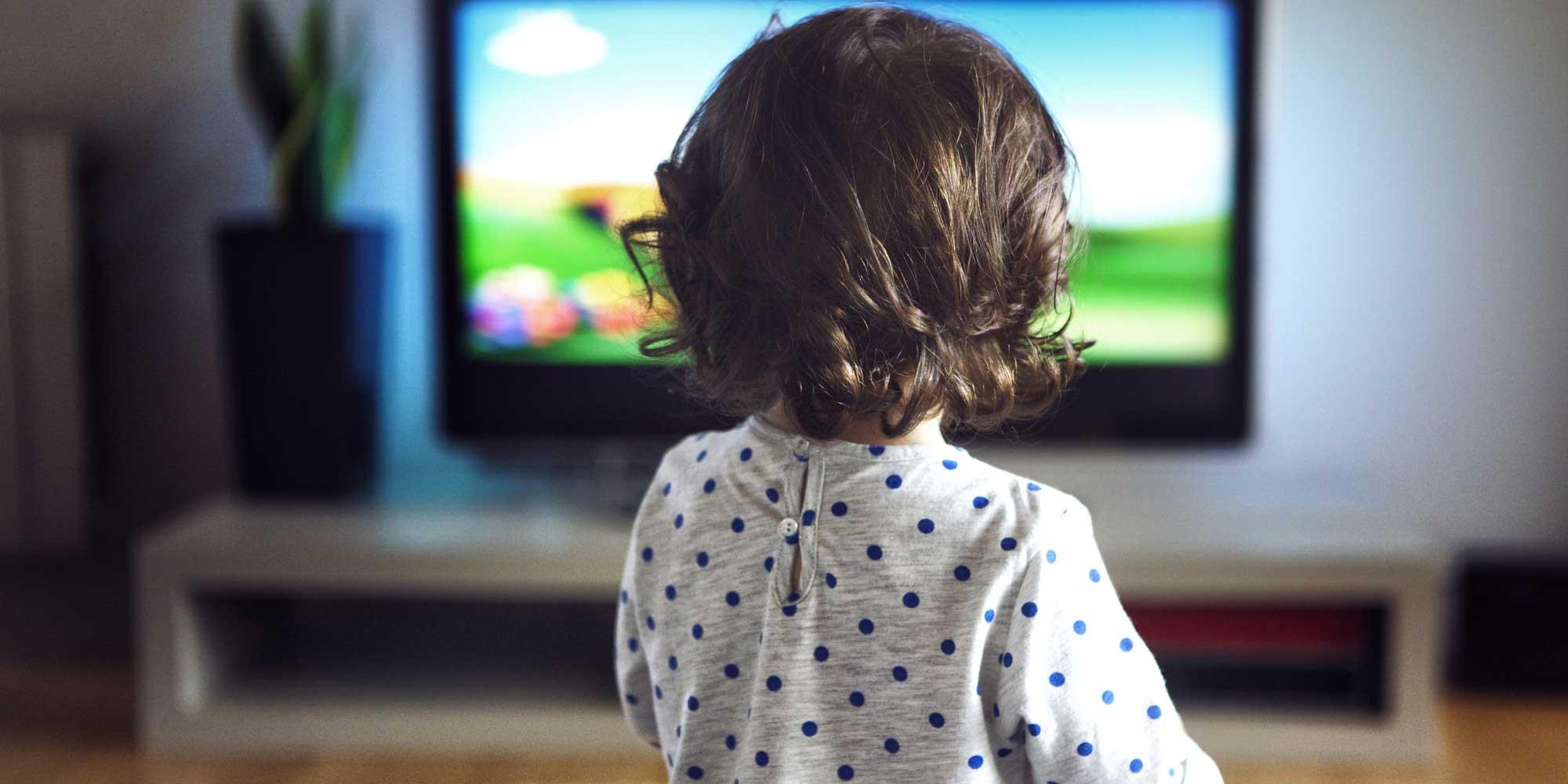 kids wath tv
