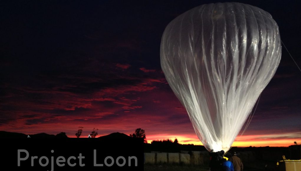 Google Project Loon