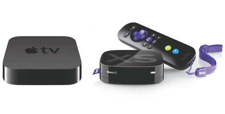 Apple TV и Roku ладят между собой лучше, чем вы могли бы предположить