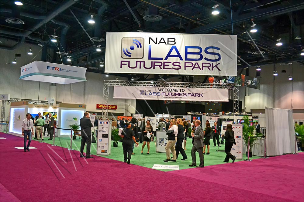 NAB Show 2015