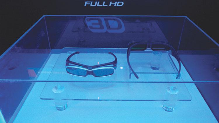 3D-очки: аксессуар, который вы (вероятно) не хотели иметь у себя в гостинной