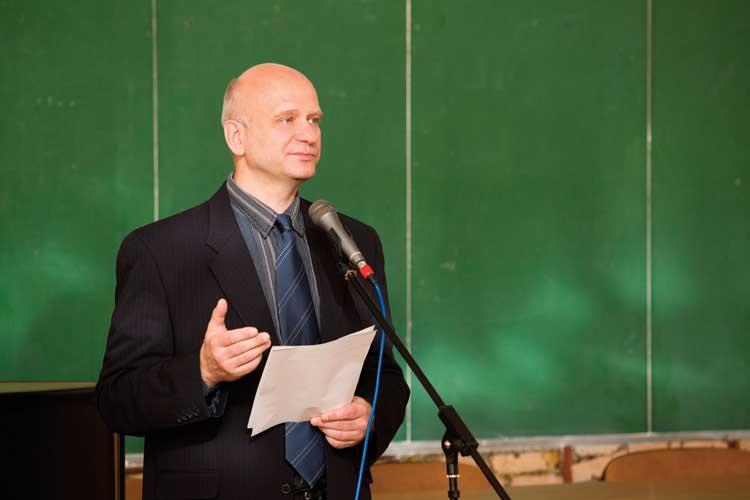 Алексей Коновалов, заместитель директора Киевского колледжа связи