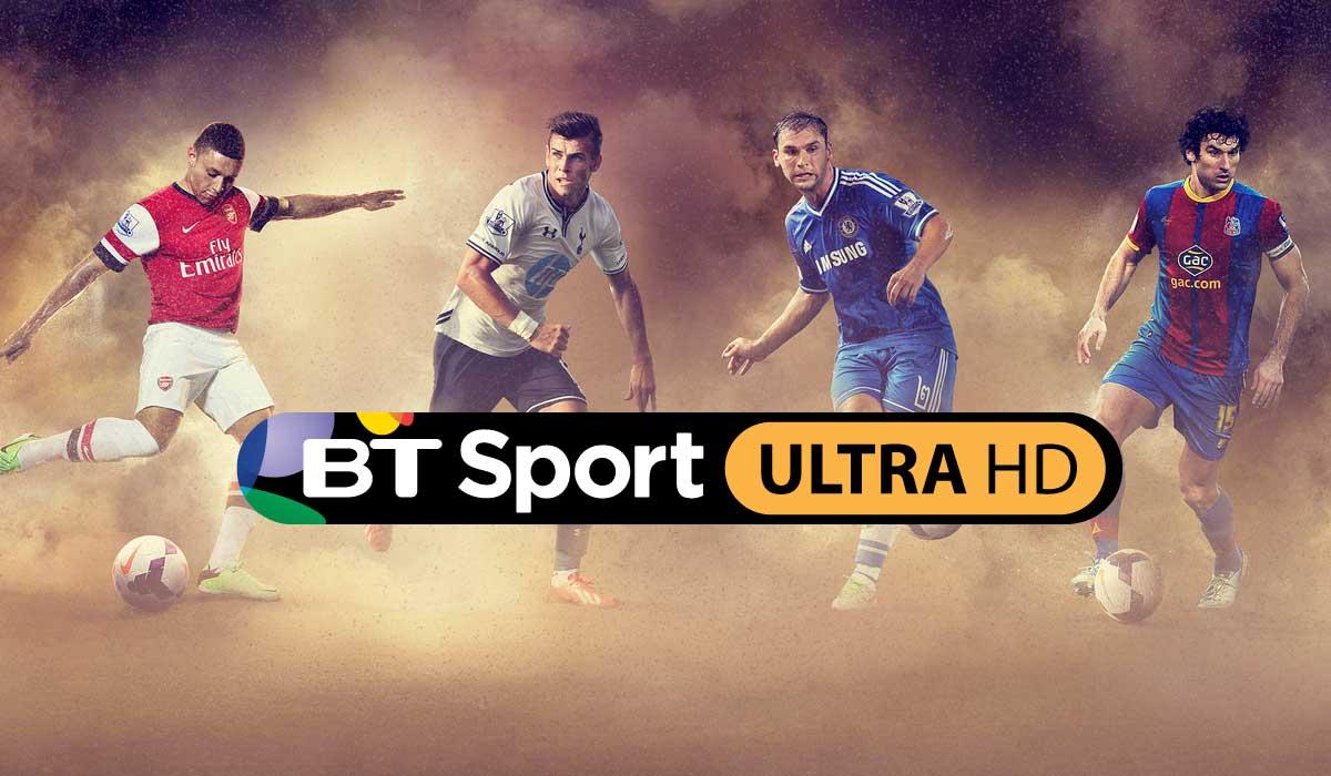 жеребьевка лиги чемпионов Hd: Первый спортивный Ultra HD канал в Европе: британская