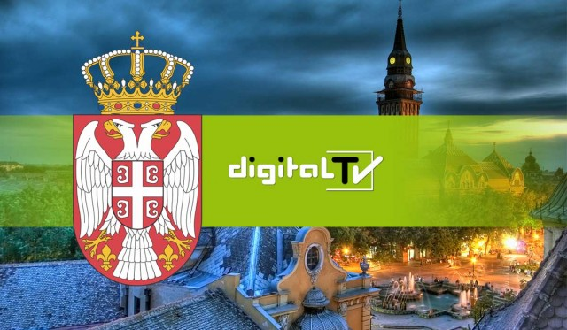 Цифровое ТВ Сербия / дигитална телевизија Србија
