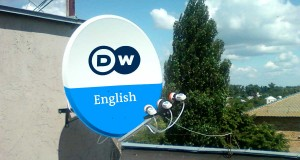 DW English TV channel