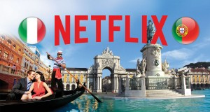 Netflix Italy Portugal
