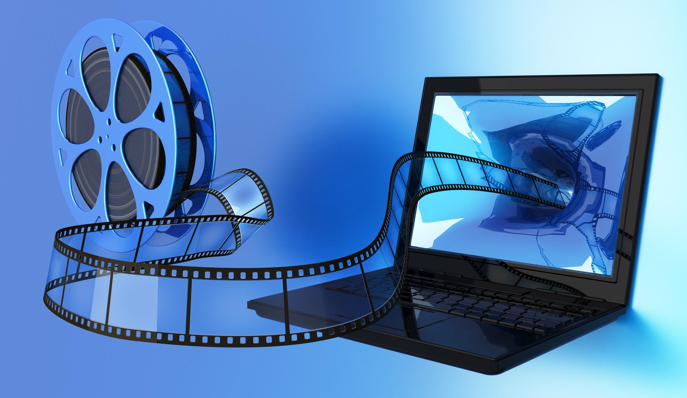 Онлайн-видео / Online Video