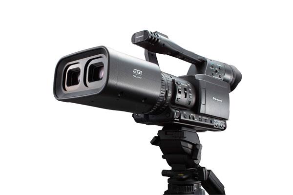 Специально сконструированные 3D-камеры облегчают съёмку трёхмерного видео.