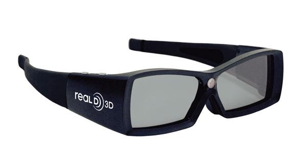 Поляризационные очки RealD хорошо знакомы тем, кто любит ходить в кинотеатры.