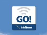 Iridium GO Iridium Mail apps