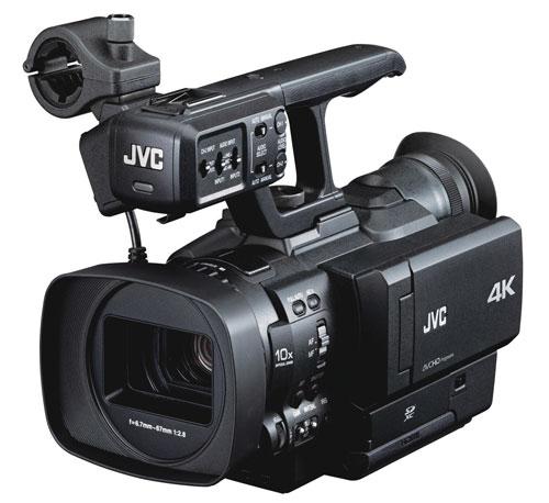 Рисунок 2 – 4K видеокамера JVC