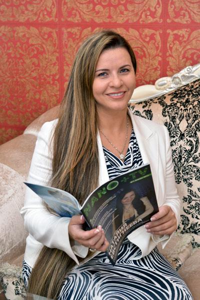 Евстигнеева Наталия, NANO TV