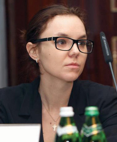 Оксана Ефимчук