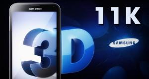 Samsung 11K 3D