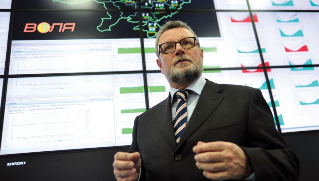 Эрик Франке, генеральный директор компании ВОЛЯ