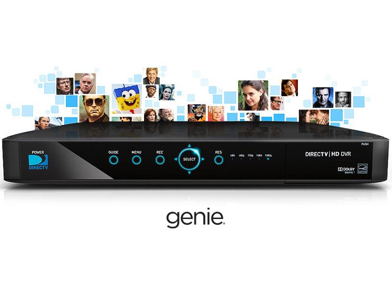 DirecTV 4K Genie Mini