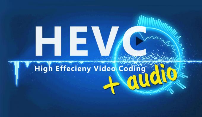 HEVC Audio