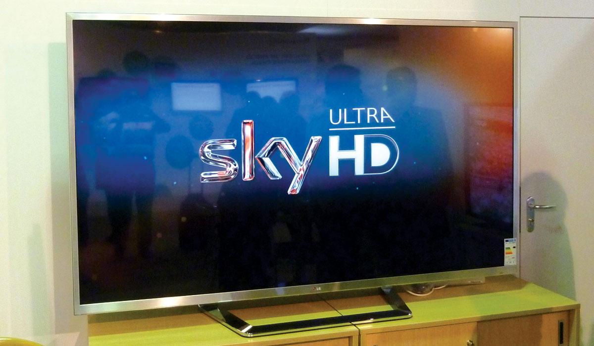 Sky 4K / Sky 4KTV / Sky Ultra HD