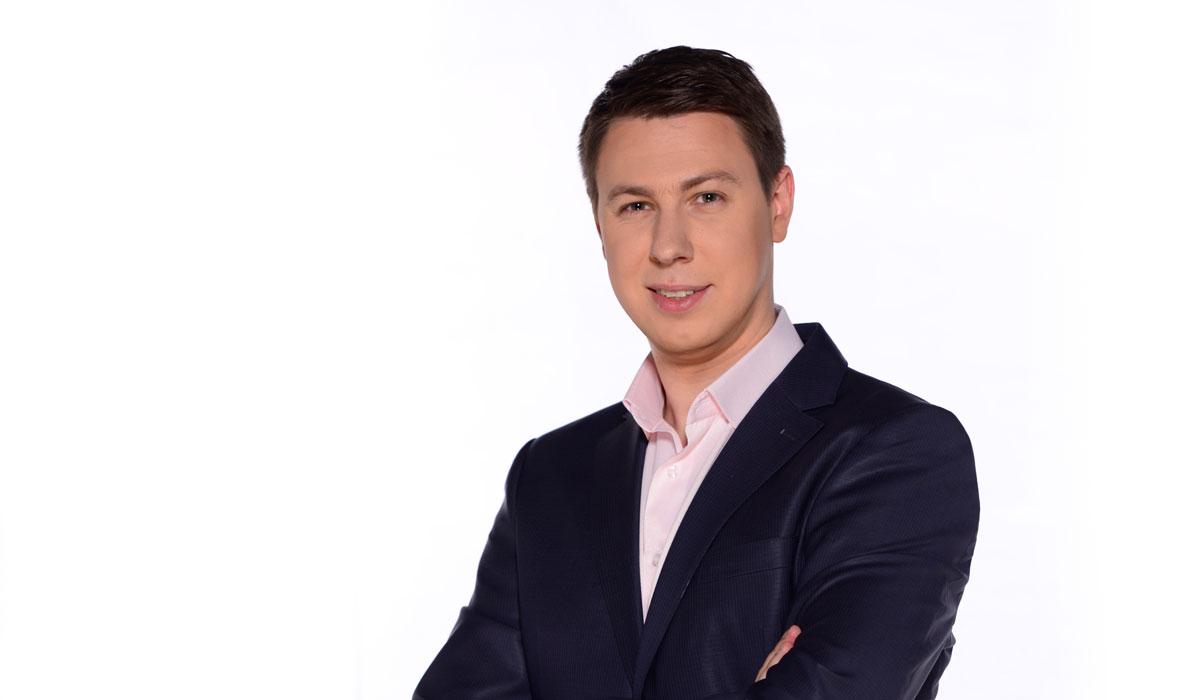 Михаил Баранов, ведущий программы «Футбол NEWS» на каналах «Футбол 1»/«Футбол 2»