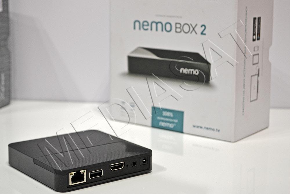 Nemo Box 2 Mg-Q