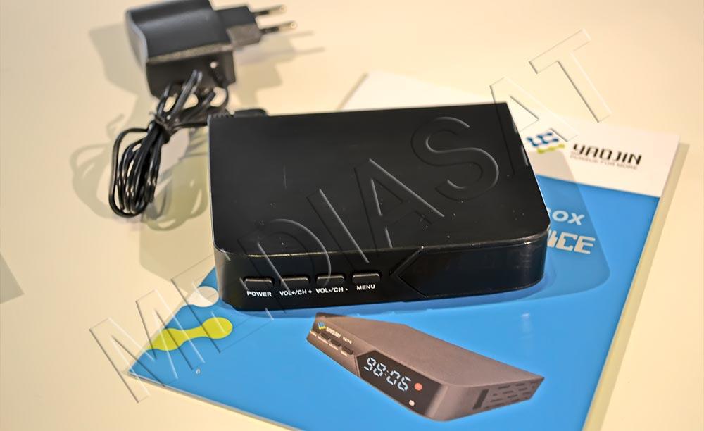Yao Jin Technology FTA STB model 1214