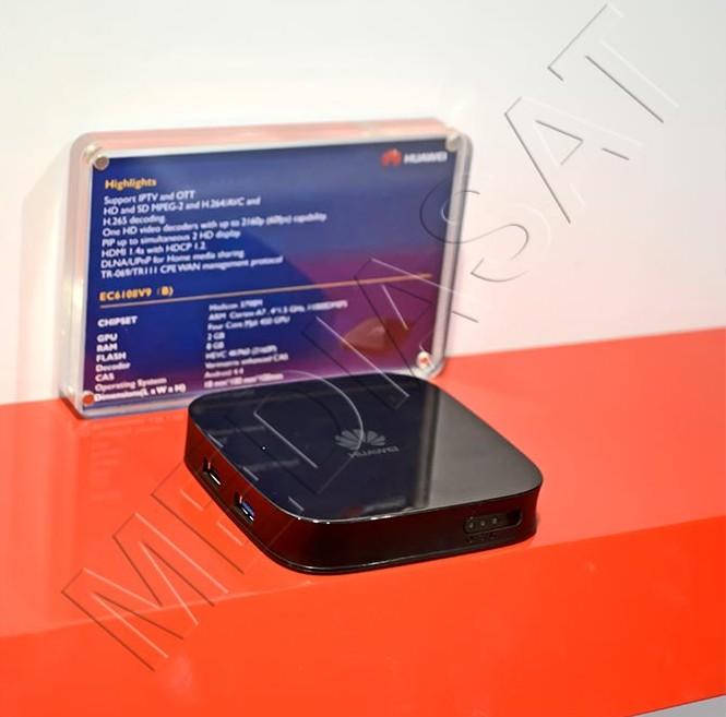 Huawei Technologies EC6108V9(B)