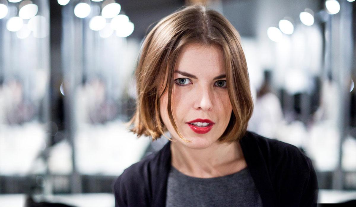 Дарья Душечкина, продюсер и ведущая программ LifeStyle и Art&Design на телеканале HDFashion&LifeStyle