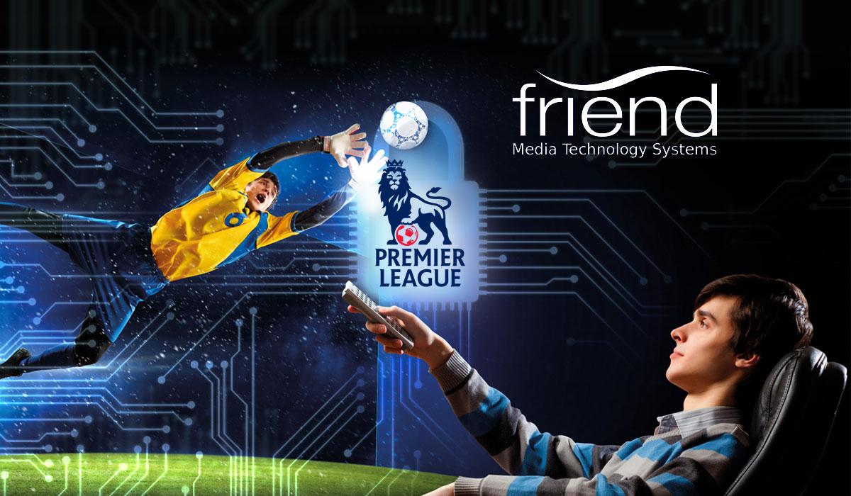 Английская Премьер-лига и Friend MTS