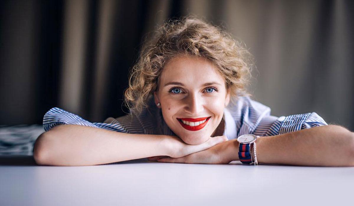 Валерия Гузема, ведущая телеканала HDFashion&LifeStyle