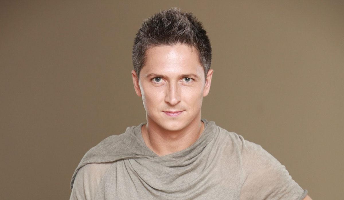 Александр Педан, ведущий «Нового канала»