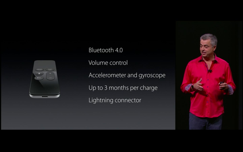 New Apple TV Siri Remote
