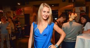 Анастасия Зайцева, ведущая телеканала Music Box UA