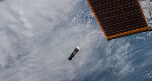CubeSats deployed